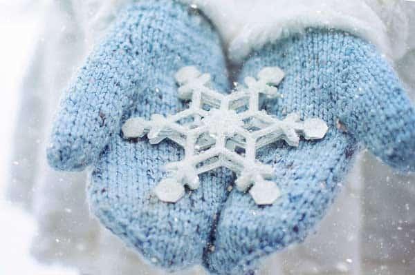 Damen Handschuhe - Kuschlig warme Hände im Winter