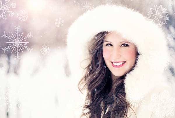 Elegante Wintermode für Damen