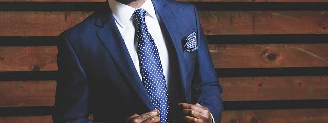 Der Herrenanzug - sorgt für einen eleganten und stilvollen Kleidungsstil beim Man