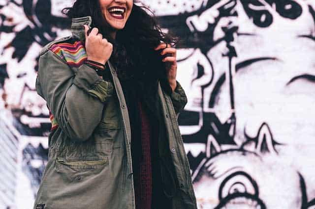 Parker Jacke für Damen