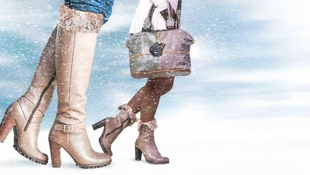 Winterstiefel für Damen © depositphotos.com